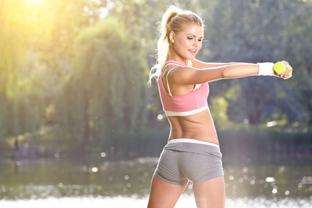 Fitnes izazov! 27 dana, 10 minuta dnevno: Samo jedna vežba zateže celo telo! (FOTO)