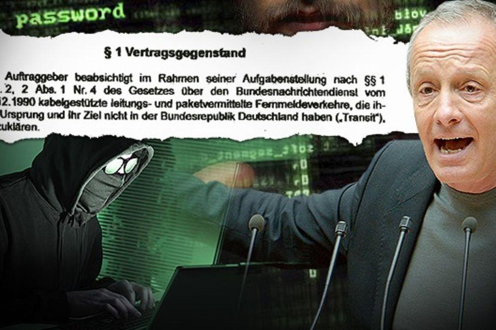 PUKLA BRUKA: Austrija ima dokaz da ih Nemci špijuniraju već 11 godina!
