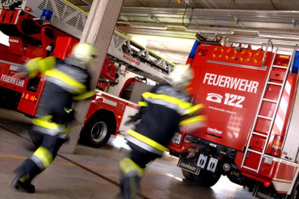 PANIKA: Zapalila se škola u kojoj je bilo 130 dece!