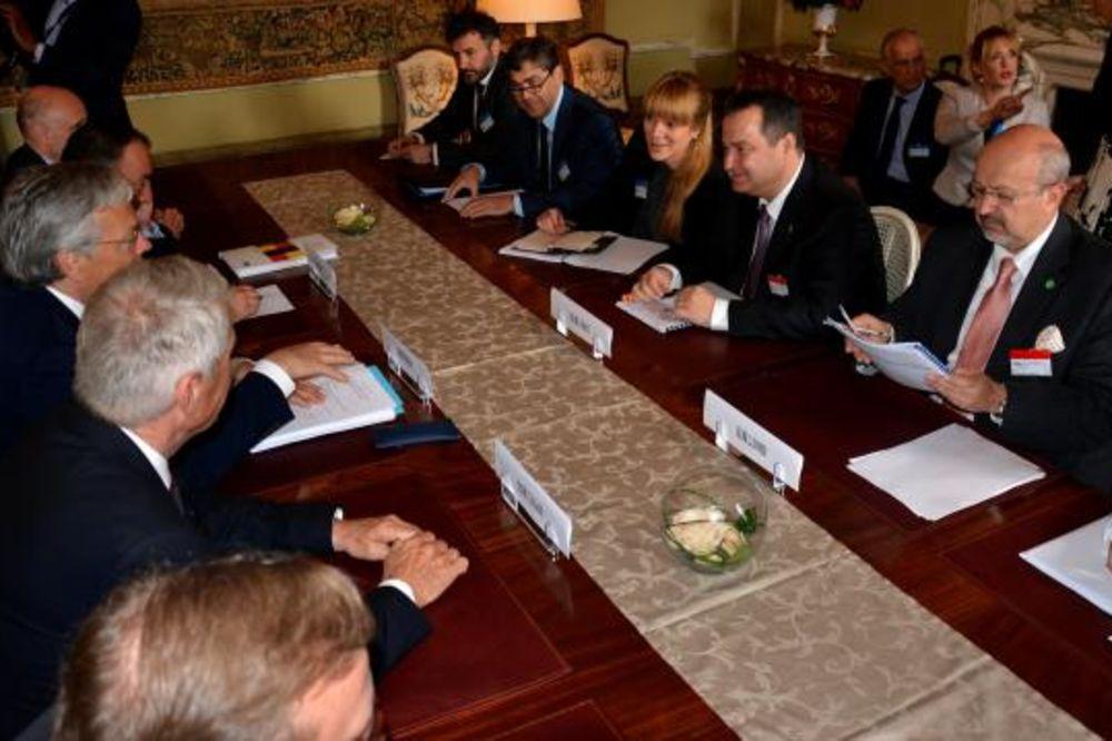 Dačić: Srbija je ozbiljan faktor