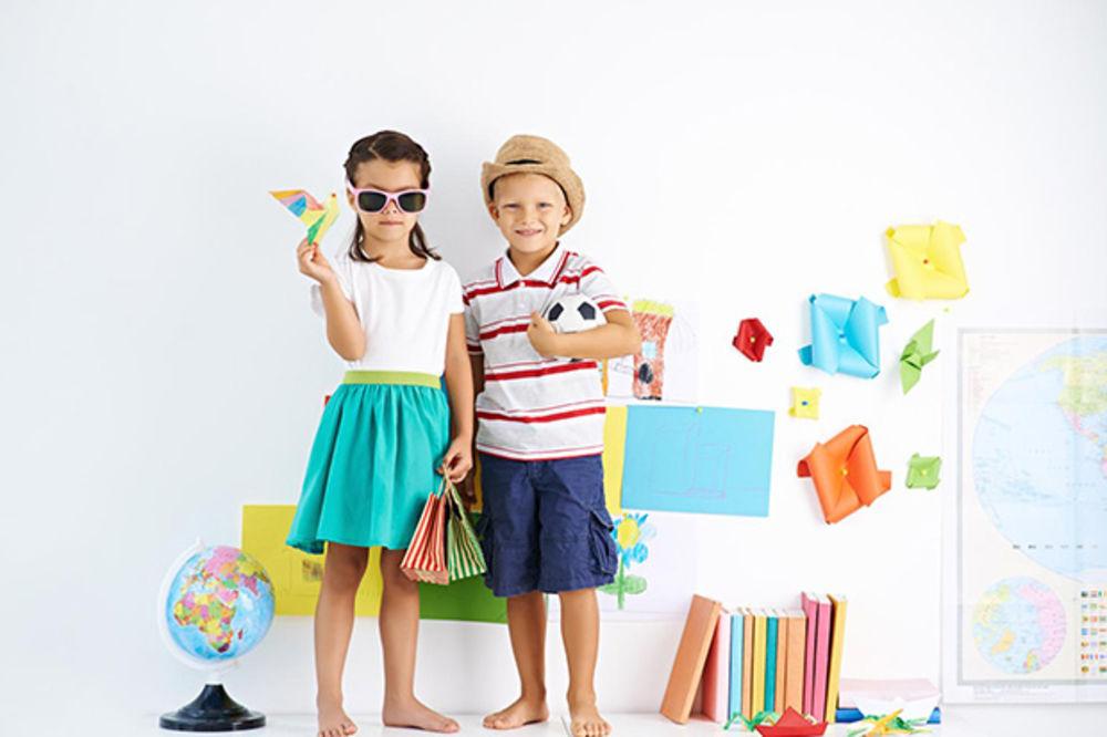 Mali Bikovi vole da su doterani, a Ovnovi sportski obučeni: Obucite decu prema horoskopu!