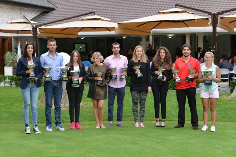 UBEDLJIVO PRVO: Gudelj šampion Srbije u golfu