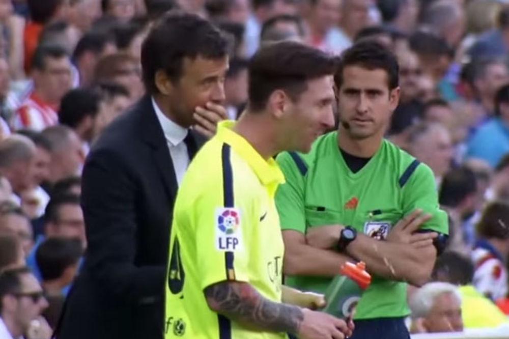 (VIDEO) Pogledajte reakciju Mesija kada je saznao da je Barselona postala šampion