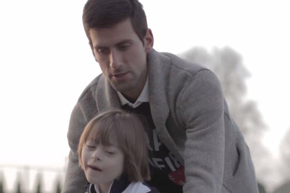 (VIDEO) EMOTIVNO: Pogledajte kako su Novak i sportske zvezde podržale specijalne olimpijce