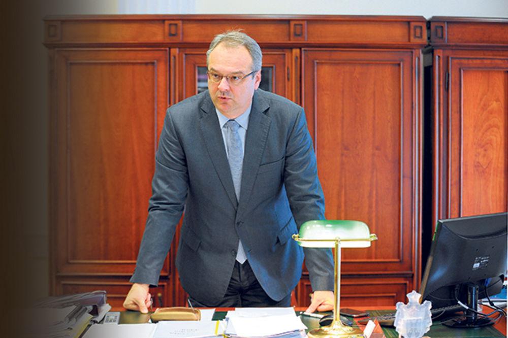 Željko Sertić: Za dva meseca strategija za ulaganje na KiM