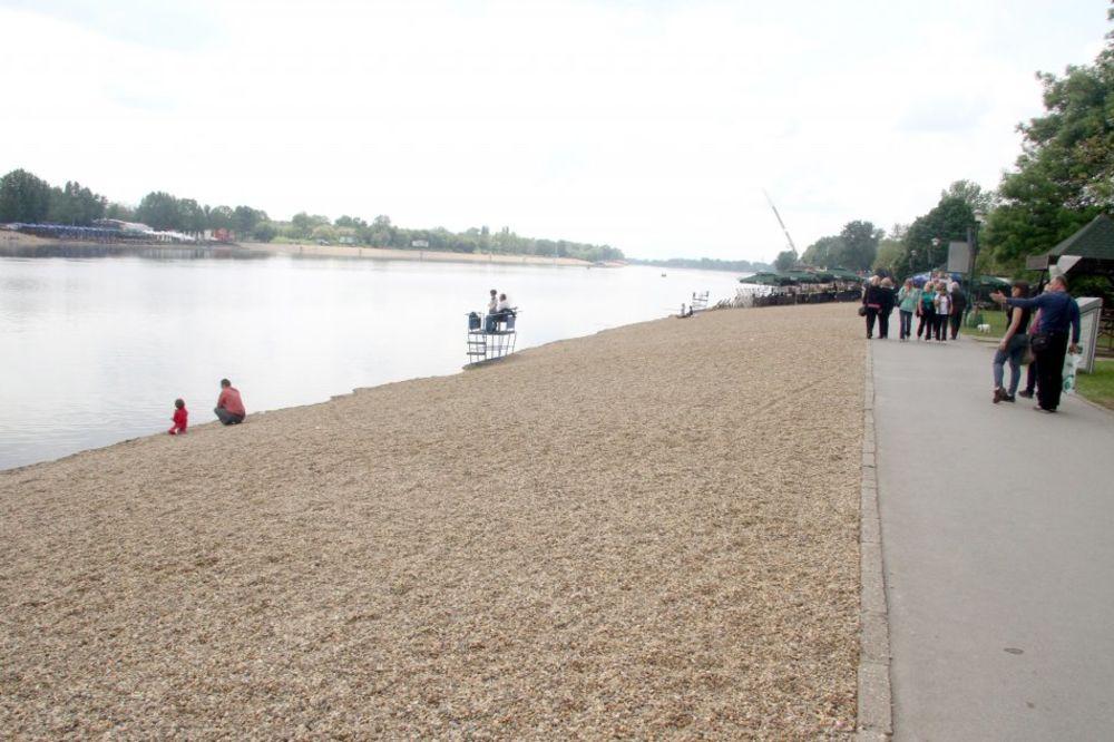 APEL JP ADA CIGANLIJA: Posetioci ne kupajte se u jezeru, može biti kobno