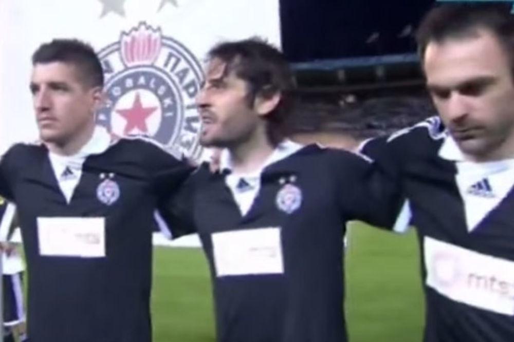 (VIDEO) OVO JOŠ NISTE VIDELI: Evo kako Babović peva himnu Srbije