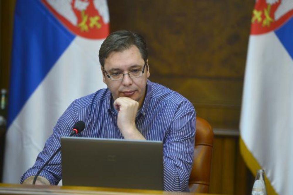 Vučić: Angela Merkel uskoro u Srbiji