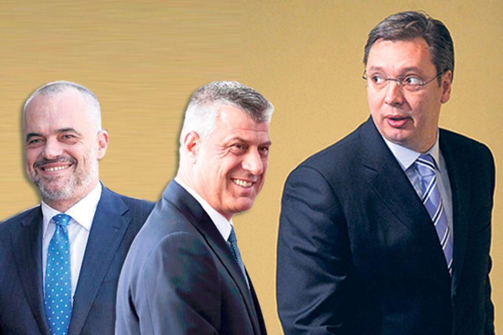 PAKLENI PLAN: Albanci spremili sačekušu za Vučića!