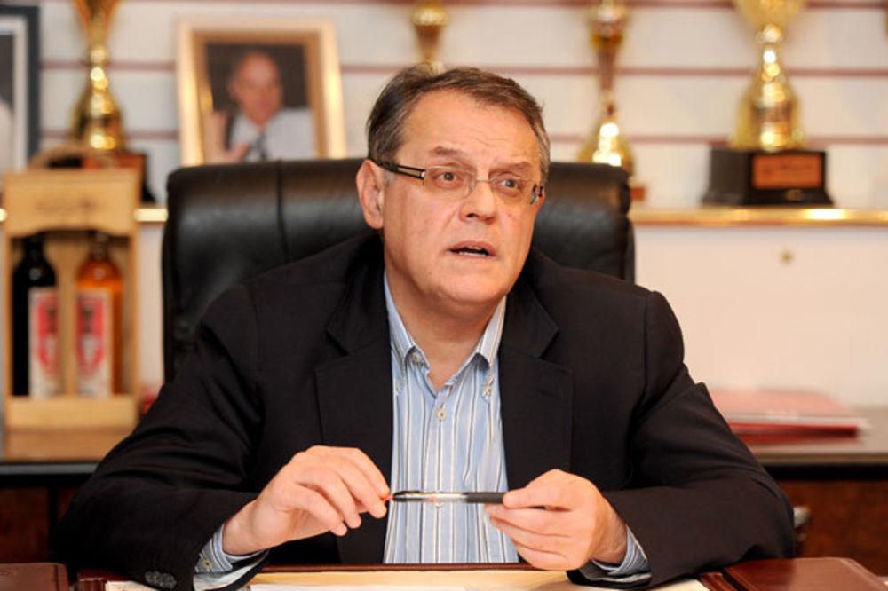 OGLASIO SE ŠAMPION: Zvezda ne želi Lisca i ekipu u ABA ligi!