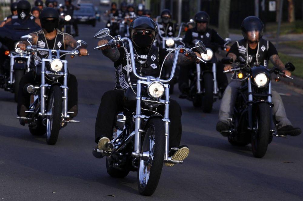 (VIDEO) NE BISTE VOLELI DA IM SE NAĐETE NA PUTU: Ovo su 10 najokrutnijih moto-bandi na svetu!