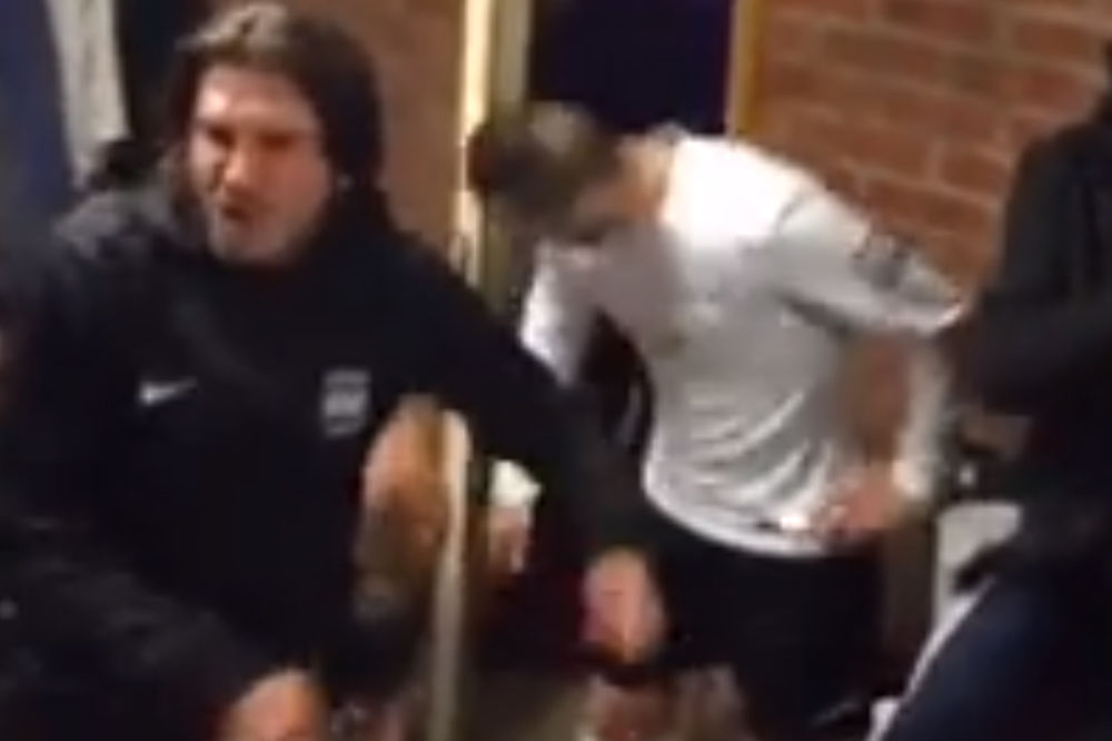 (VIDEO) TAKO SRBIN MOTIVIŠE: Pogledajte govor bivšeg fudbalera Zvezde, koji je doneo preokret