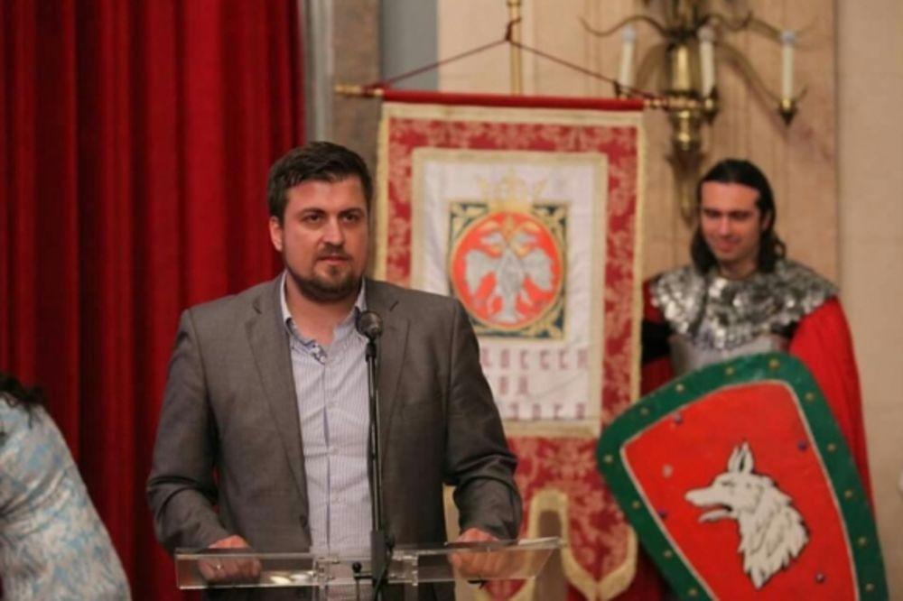 SLAVLJE KRALJEVSKOG REDA VITEZOVA: Evo povelja i priznanja za viteške podvige Vitez festa!