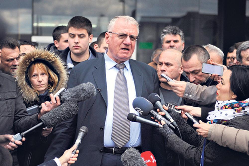 Šešelj: Sprema se napad terorista na Srbiju