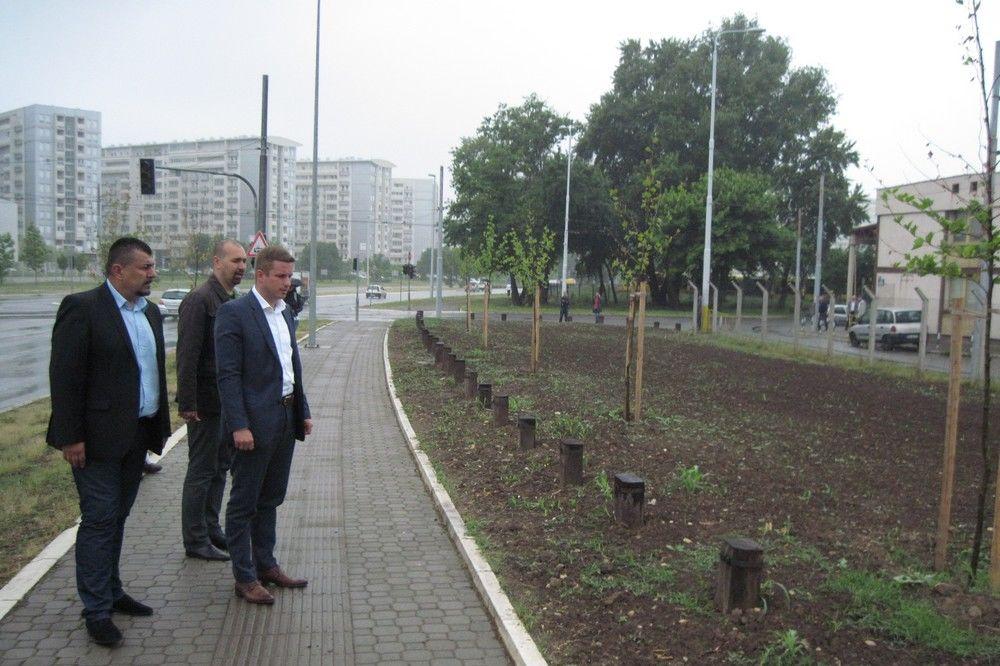 JOVIČIĆ SNS: Beograđani potrudite se da grad ostane čist i uredan