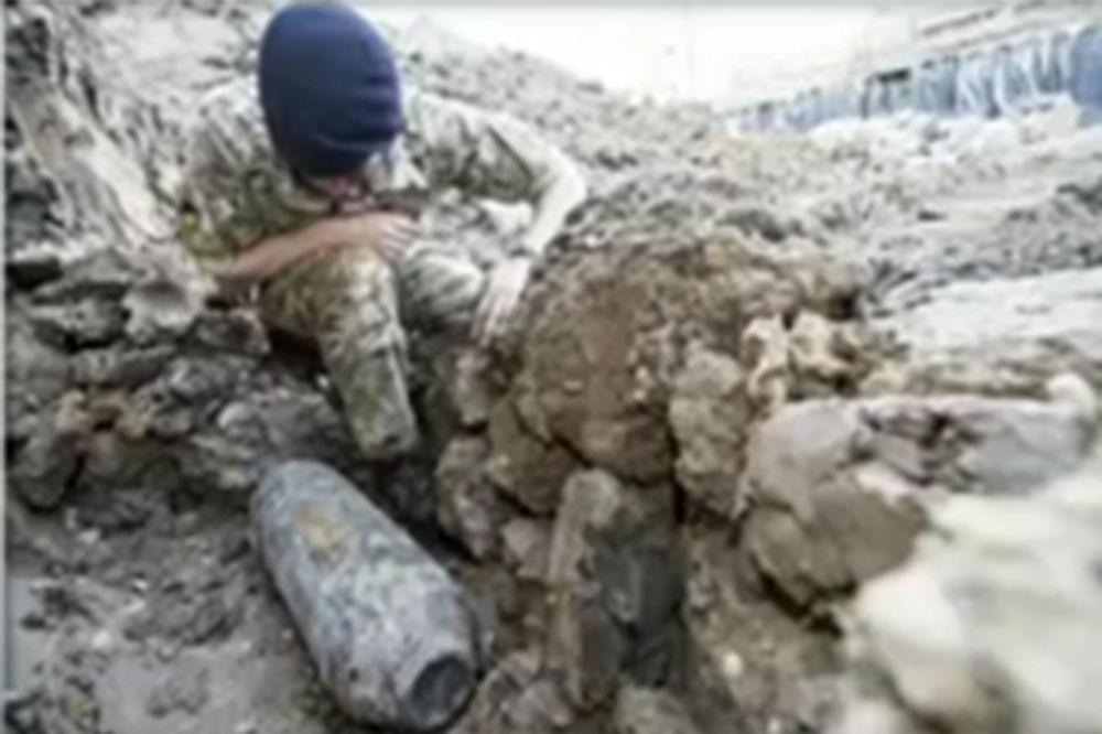 (VIDEO) HITNA EVAKUACIJA: Na Vembliju nađena bomba od 50 kg!