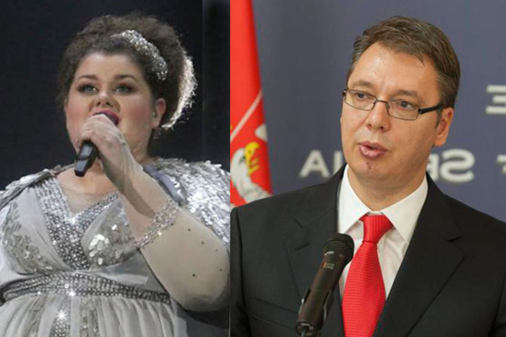 (VIDEO) I PREMIJER JE UZ NJU: Vučić na društvenim mrežama poslao podršku Bojani Stamenov