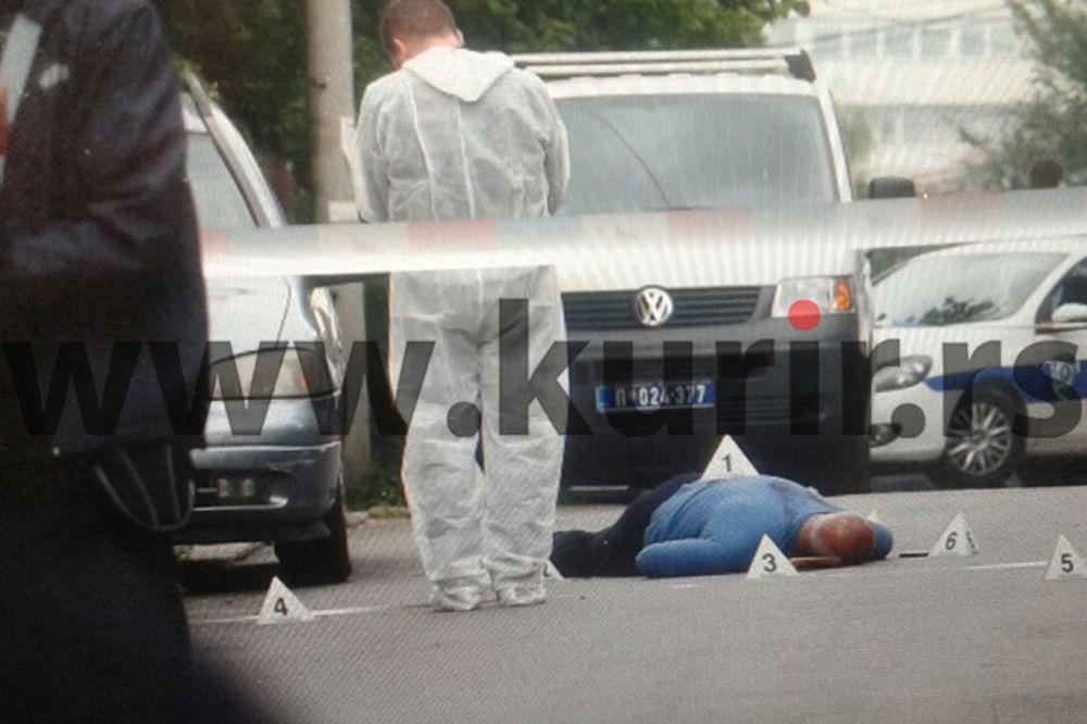 (KURIR TV, FOTO) IZREŠETAN TEODOR GAĆEŠA: Ubijen suvlasnik Pink taksija!