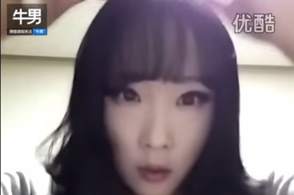 DŽABA TI LEPOTA KAD JE UVEČE SKIDAŠ: Korejka pokazala kako izgleda sa tonom šminke i bez nje