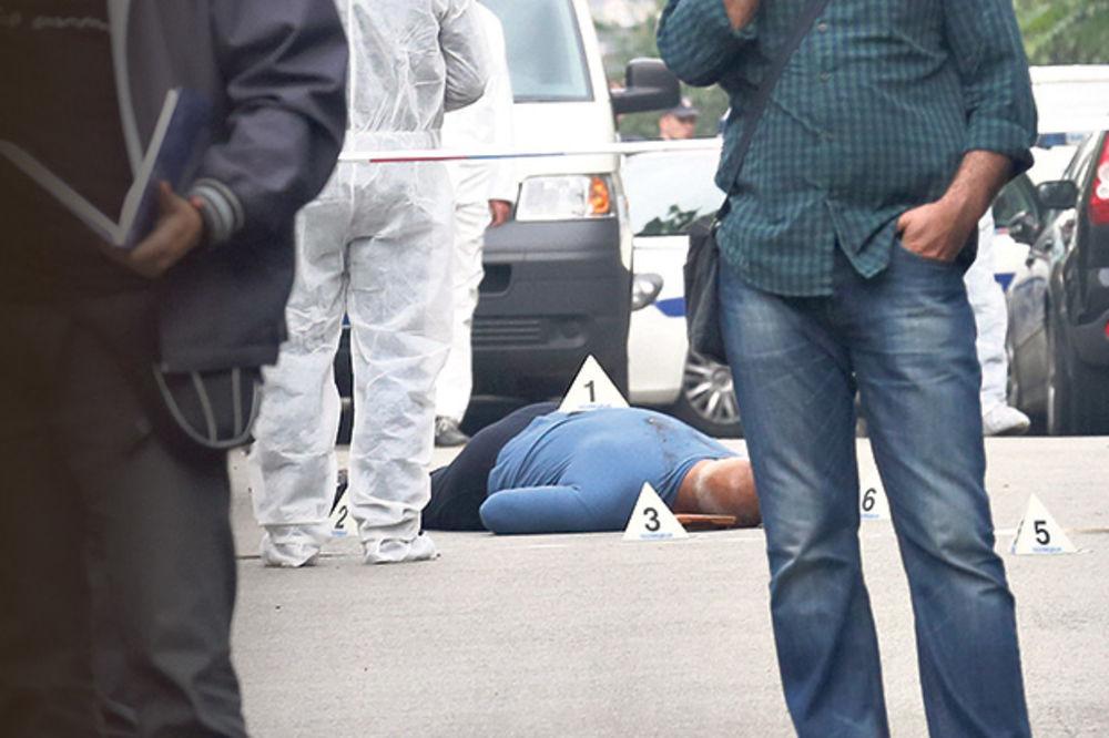 UBISTVO SUVLASNIKA PINK TAKSIJA: Gaćeša pogođen sa po dva metka u glavu i leđa!