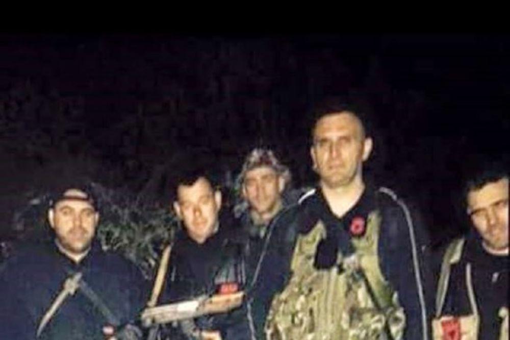 OVO JE KUMANOVSKA GRUPA: Jedina fotografija terorista OVK pobijenih u Makedoniji