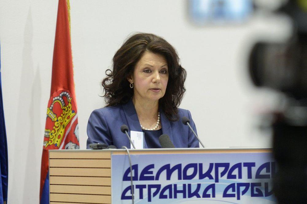 Sanda Rašković Ivić ostaje na čelu DSS