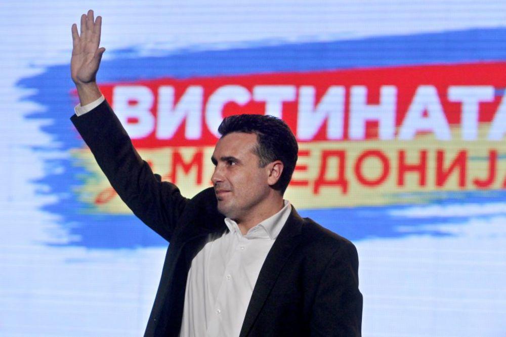 LIDER OPOZICIJE: Makedonci od obdaništa da uče i albanski!