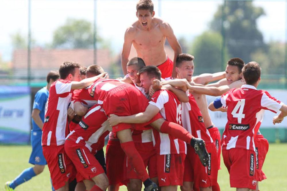 ZVEZDA I VOJVODINA U FINALU: Beogradski i novosadski crveno-beli za trofej u Bijeljini