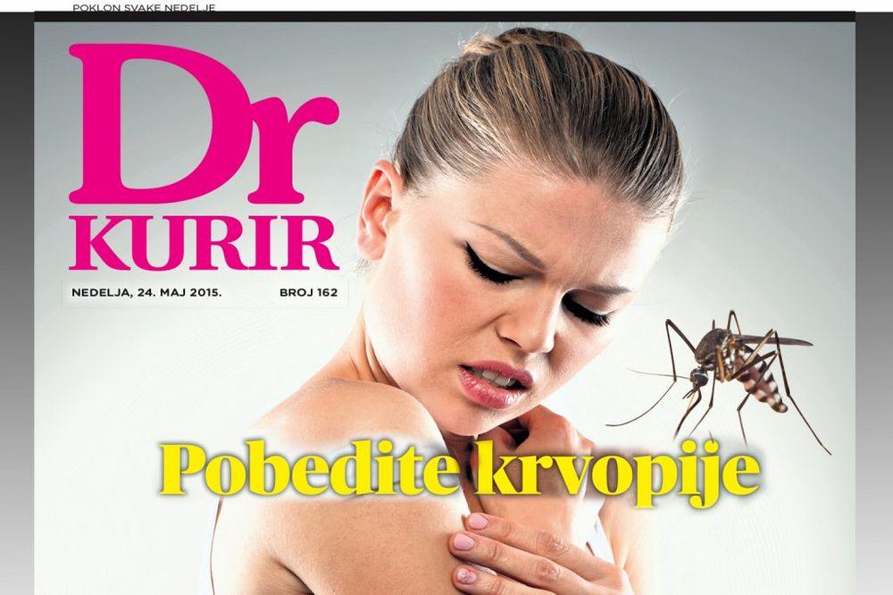 DANAS U KURIRU: Najbolji dodatak o zdravlju Dr Kurir na 8 strana!