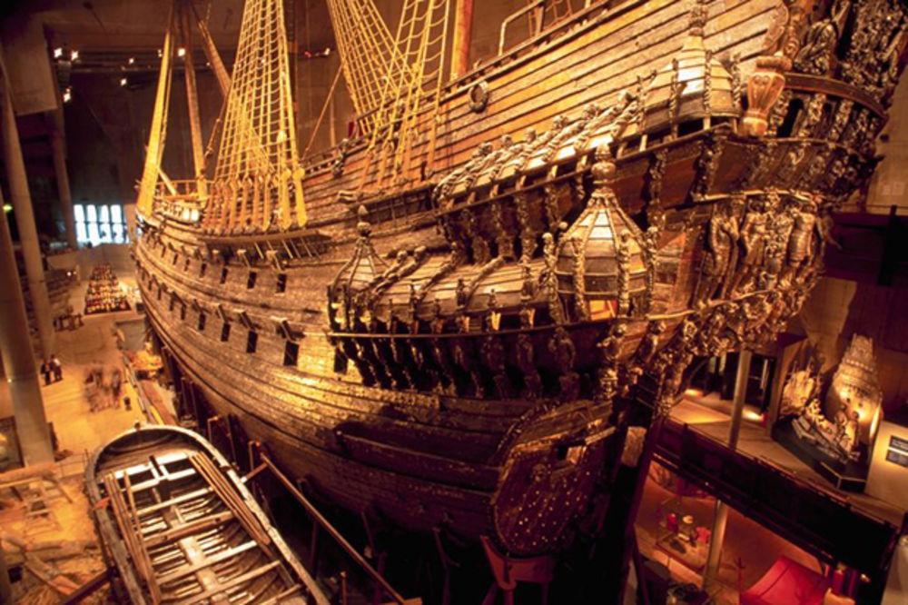 Koliko je trajala plovidba čuvenog ratnog broda?