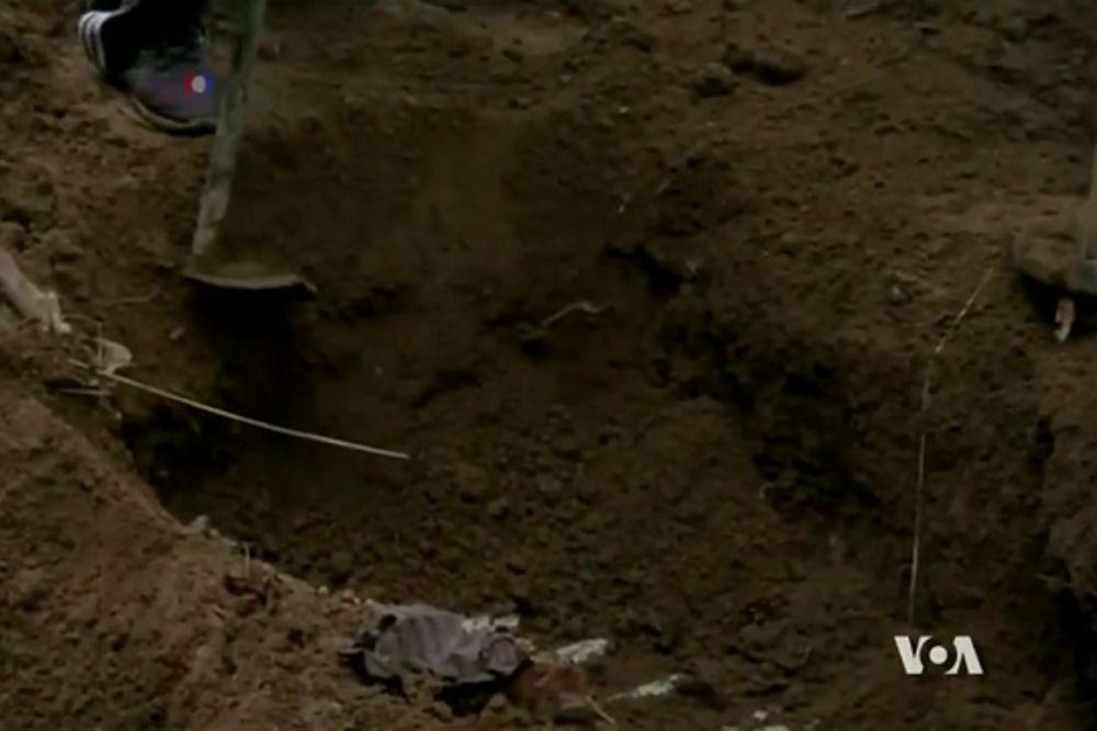 MALEZIJA U ŠOKU: Otkrili 30 masovnih grobnica sa telima stotina imigranata