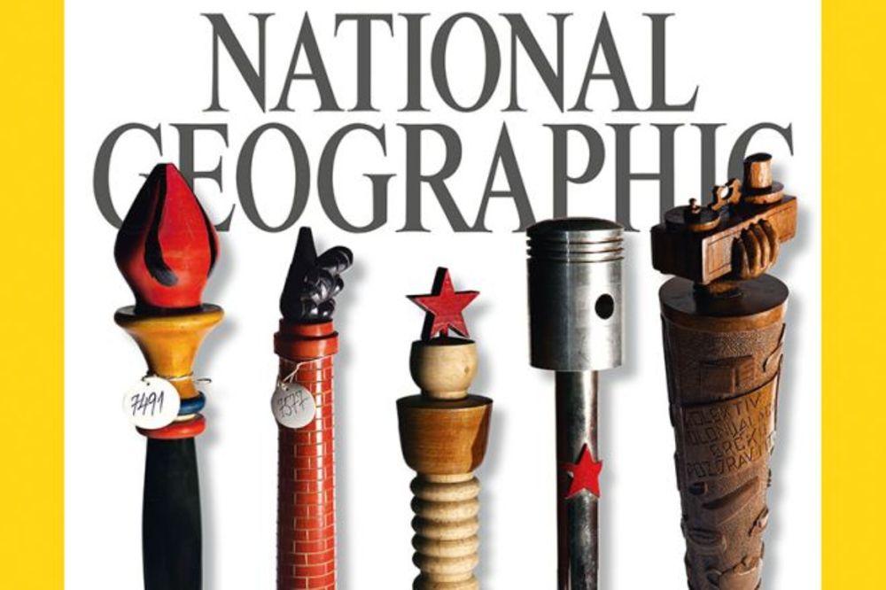 MAJSKI BROJ MAGAZINA NATIONAL GEOGRAPHIC: Priča o štafeti mladosti