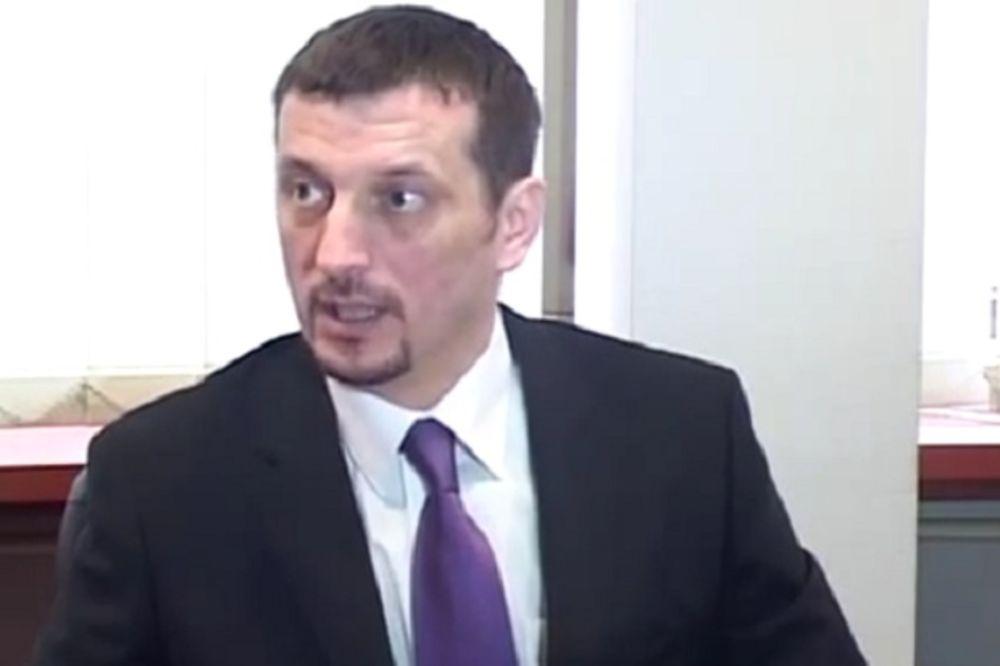 Prof. dr Zoran Radovanović: Onog trena kad smo objavili konkurs, počela je kanonada poziva, imejlova, poruka, apela... (Foto: Printscreen)