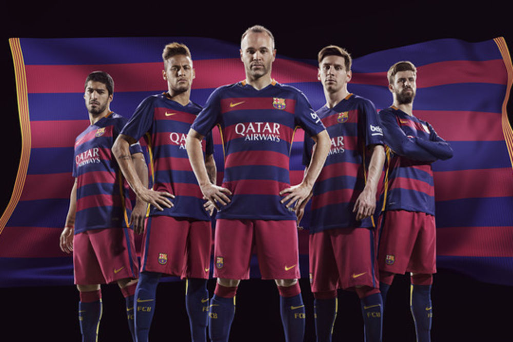 (VIDEO) NAVIJAČI U ŠOKU: Barselona predstavila novi dres