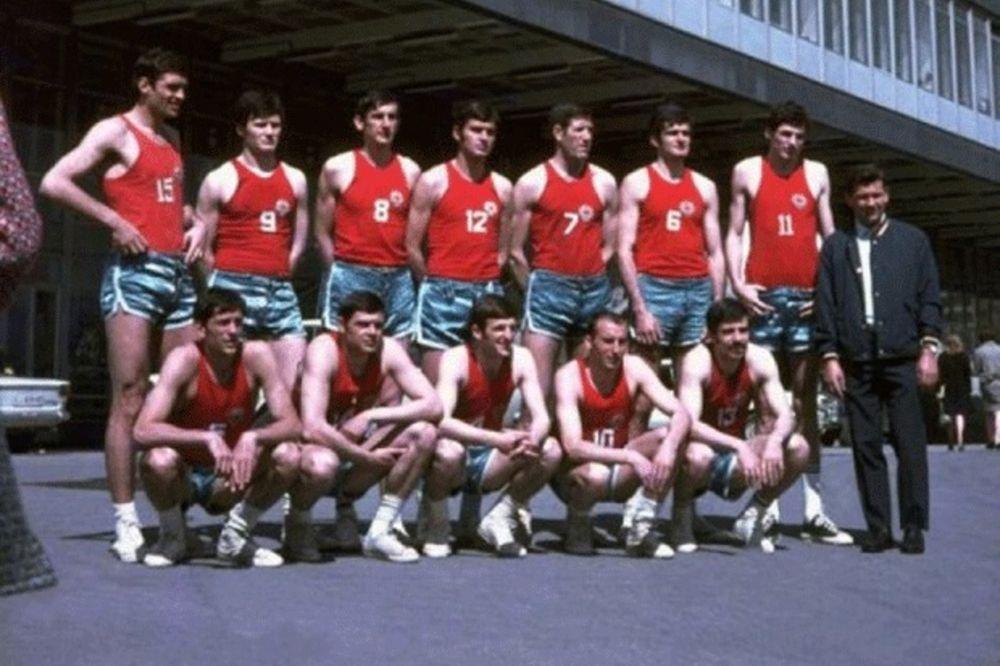 (VIDEO) BILI SMO PRVACI SVETA: Kako je Jugoslavija zavladala košarkaškom planetom