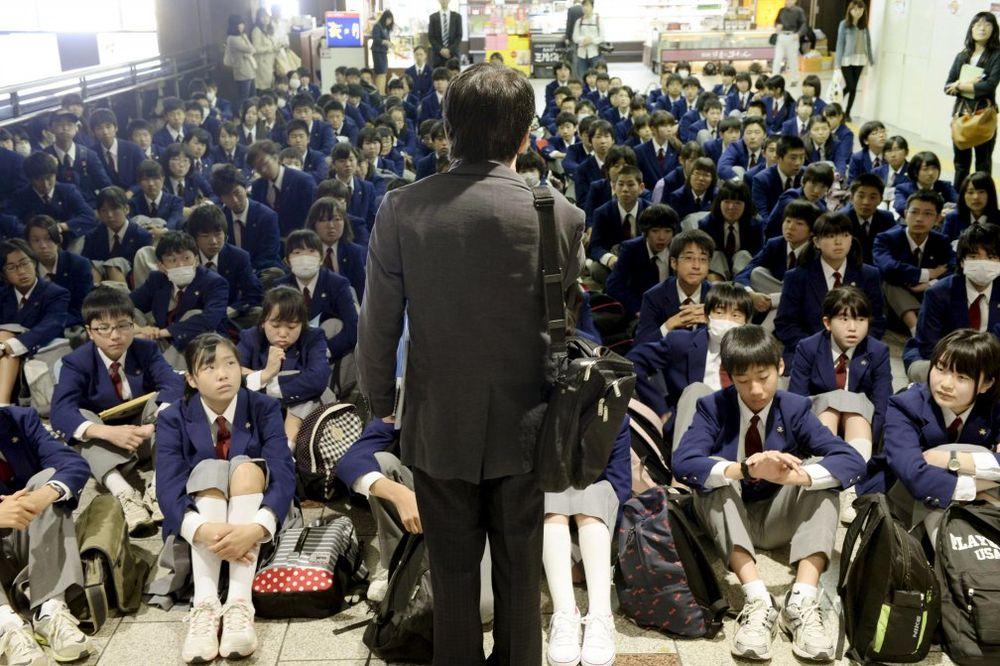 KAD ZEMLJA ZADRHTI: Japan pogodio zemljutres jačine 5,6 stepeni Rihtera