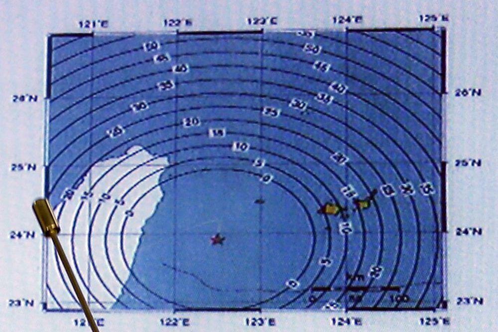 ZATRESLE SE ZGRADE: Zemljotres jačine 5,6 stepeni pogodio Japan