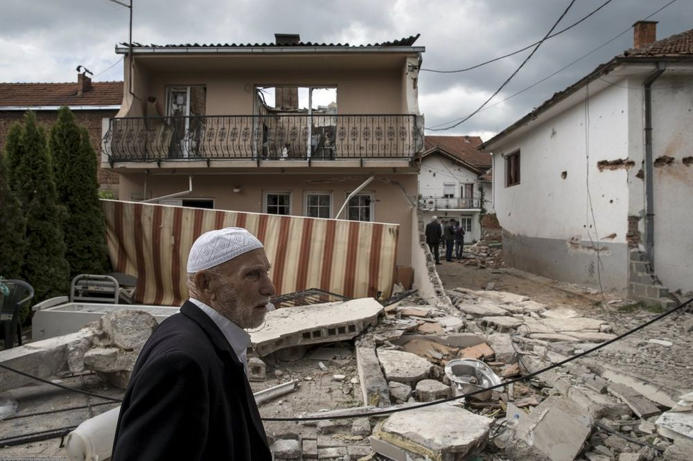 Pobuna u Kumanovu, Foto: Reuters