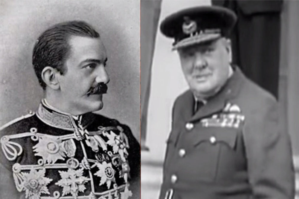 I ON JE SRBIN? Vinston Čerčil bio vanbračni sin srpskog kralja Milana Obrenovića