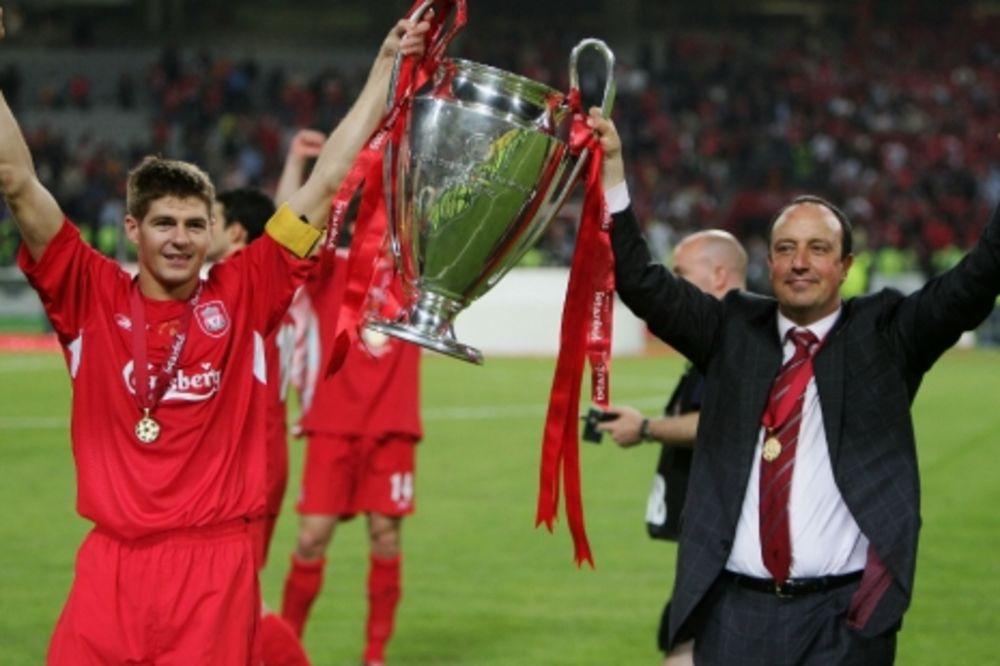 (VIDEO) KAD JE ISTANBUL CRVENEO: Deset godina od najvećeg preokreta u istoriji Lige šampiona
