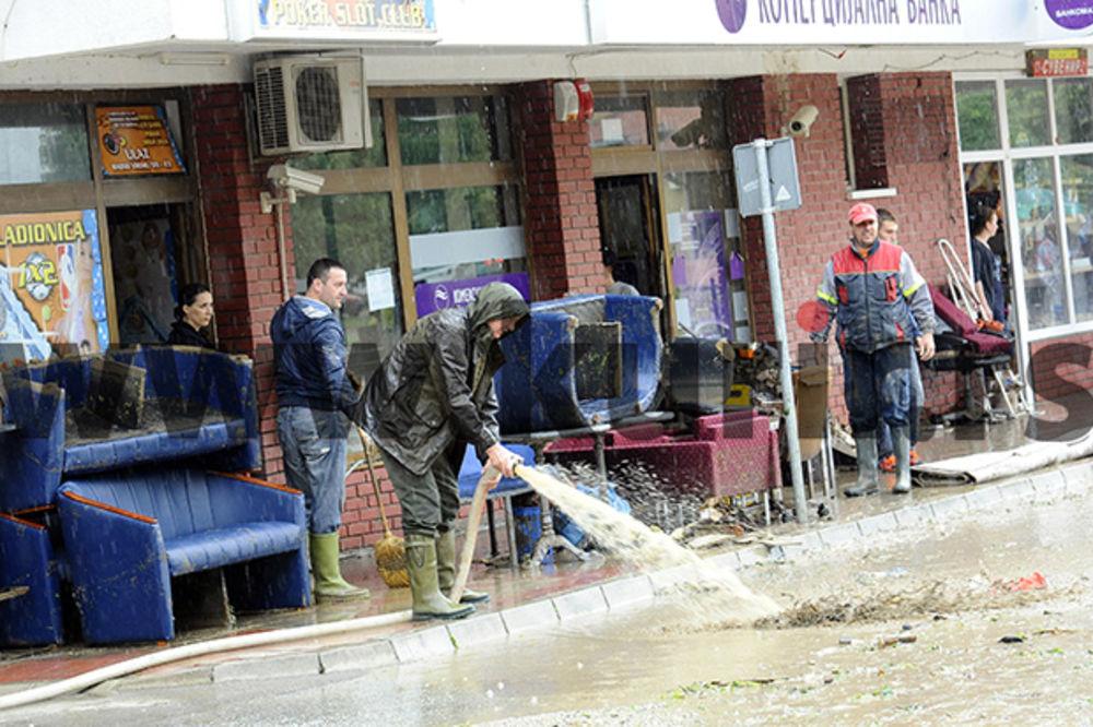 (FOTO) JEZIVI PRIZORI IZ GOLUPCA: Ovako danas izgleda grad uništen nevremenom