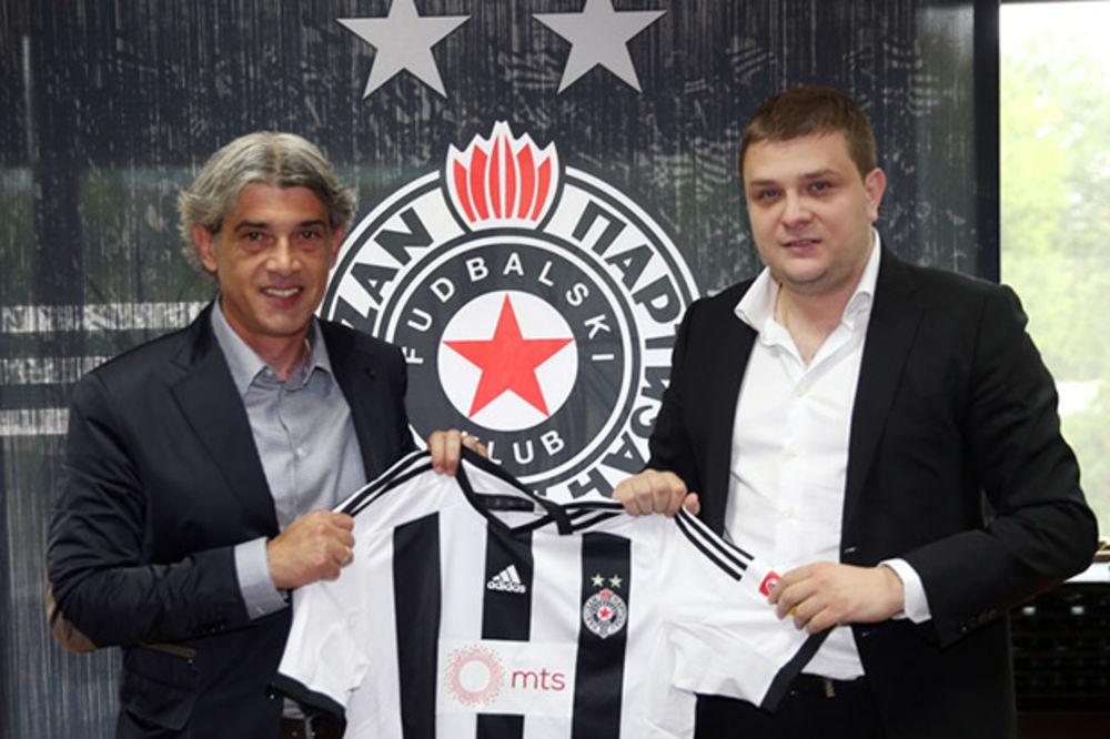 Partizan dobio trenera za naredne dve sezone