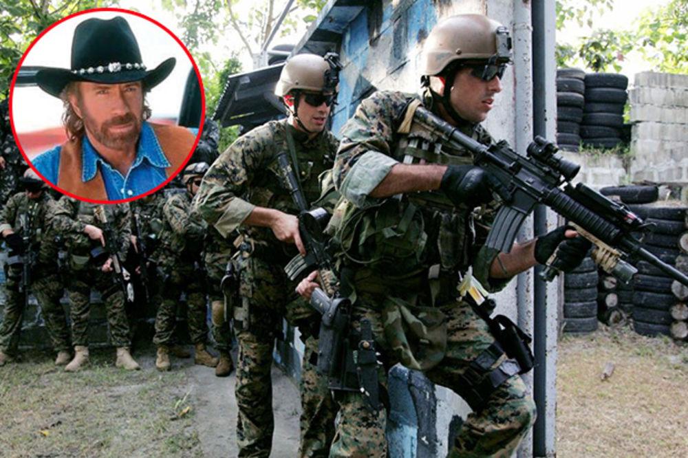 ČAK NORIS UPOZORAVA AMERIKANCE: Vlada SAD pod plaštom vojne vežbe planira okupaciju Teksasa!