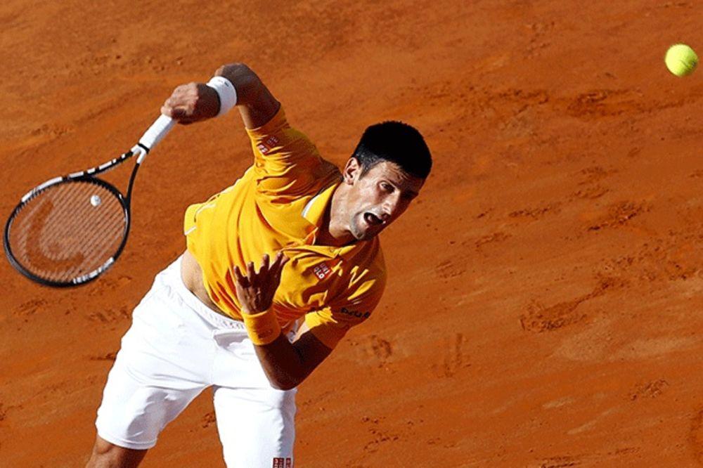 BLOG UŽIVO: Novak i Jelena igraju u utorak na Rolan Garosu