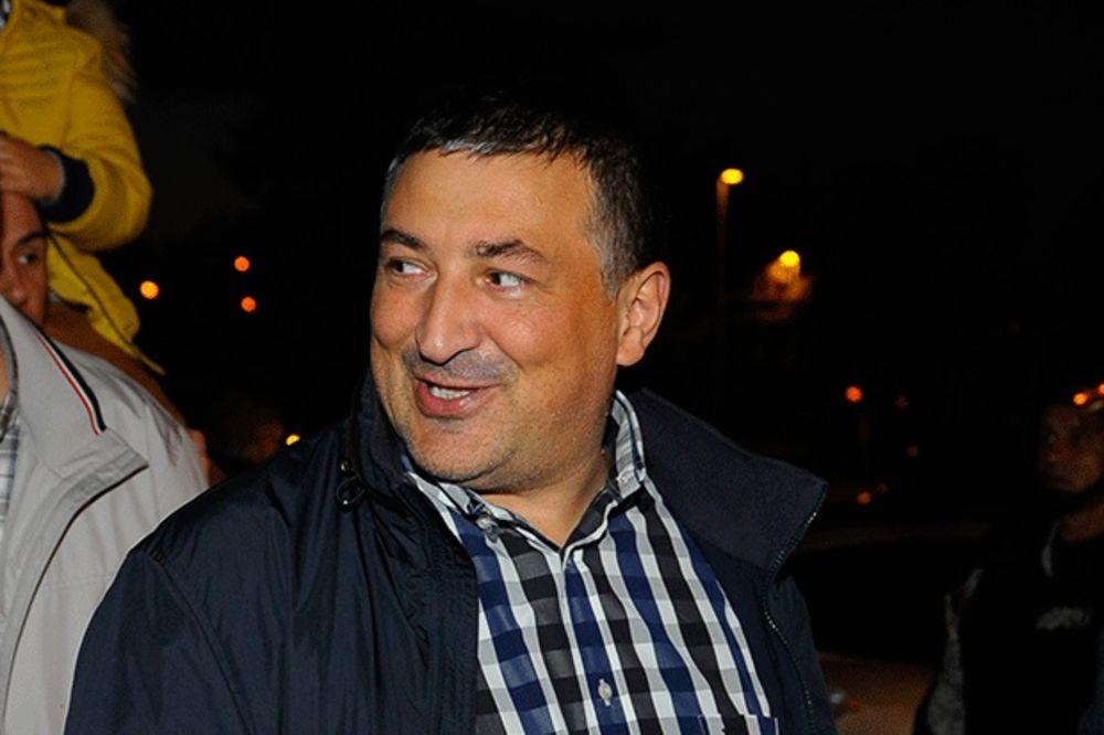 SAMO TONČEV IMAO PREDLOG: Zoran Filipović za sada jedini kandidat za trenera Crvene zvezde