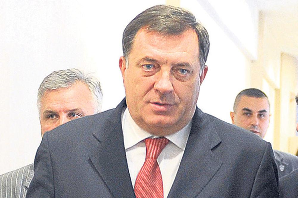 DODIKOVA CRNA LISTA: 100.000 evra za glavu Milorada Dodika!
