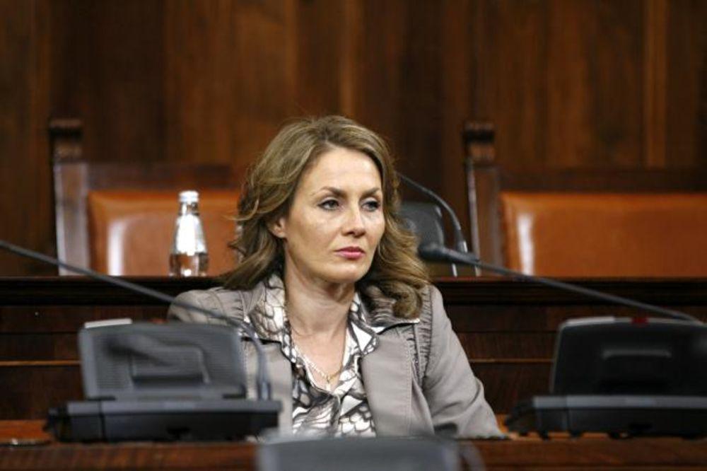 RASPRAVA U SKUPŠTINI: Brankica Janković nova poverenica?