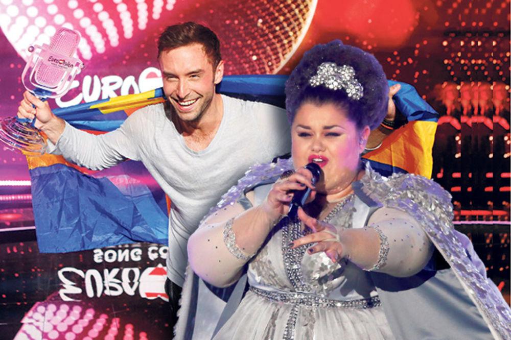 RASKRINKANA SVETSKA PREVARA: Evrosong ukrao glasove publike!
