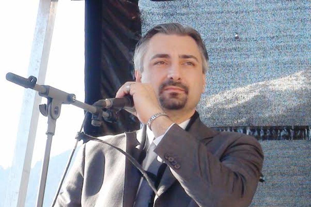ZORAN ALEKSIĆ: Koliko će nas Srbe poštovati zavisi od naših glasača!