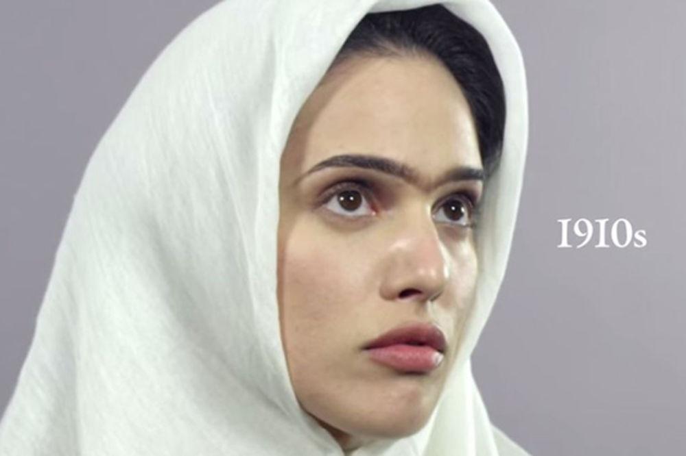 (VIDEO) Kako se u Iranu menjalo viđenje ženske lepote tokom proteklih 100 godina?
